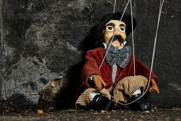 marionnette garçon