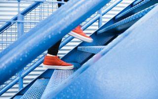 changement escalier