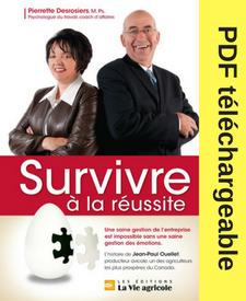 PDF version téléchargeable Survivre à la réussite