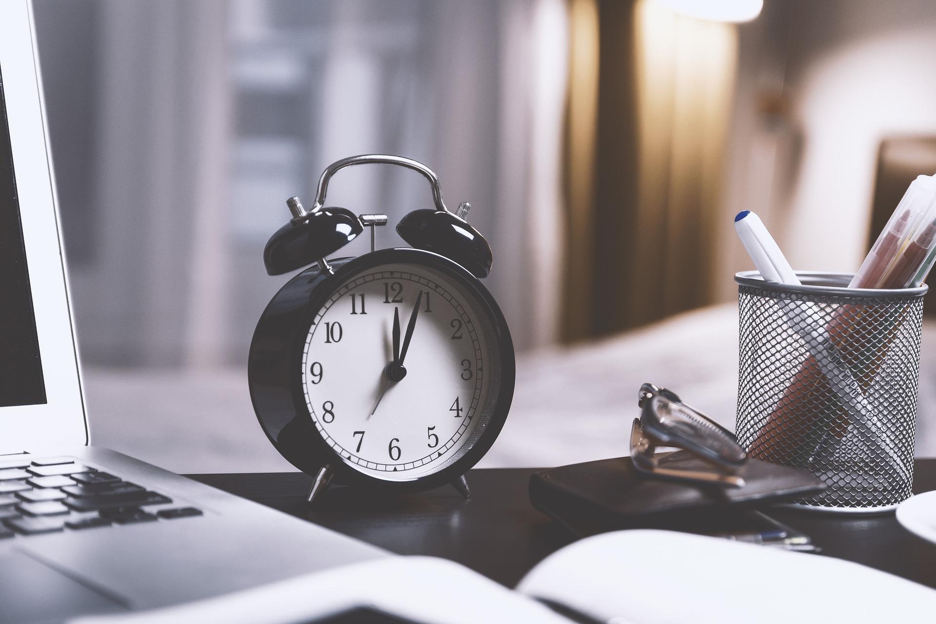 la gestion du temps une denrée rare
